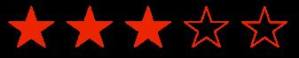 Rating Stars 3