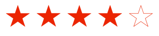 Rating Stars 4
