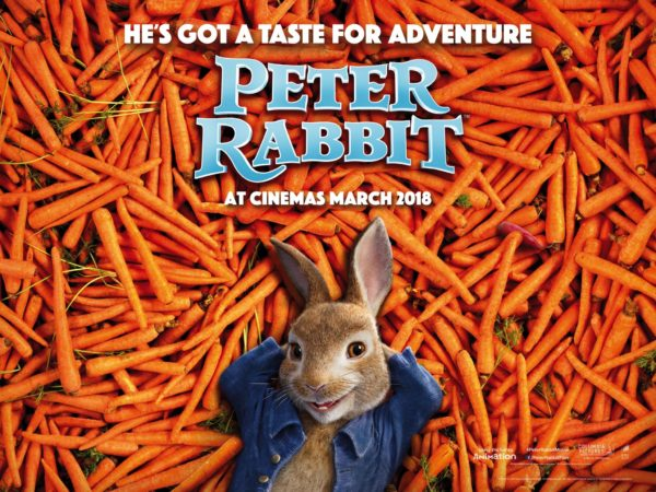 REVIEW: Peter Rabbit