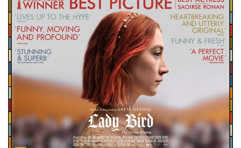 REVIEW: Lady Bird