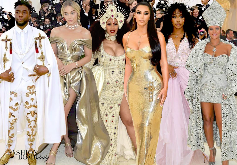 Met Gala 2018: All The Best Looks