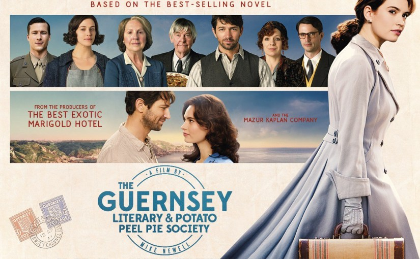 REVIEW: The Guernsey Literary and Potato Peel PieSociety