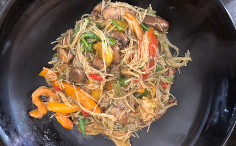 Recipe: Colourful StirFry